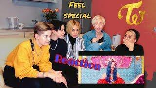 TWICE - Feel Special MV   REACTION