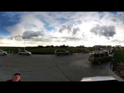 2017 Total Eclipse 360 video  – Bruning, Nebraska