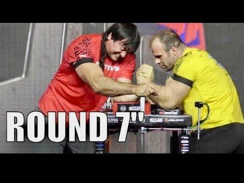 Denis Cyplenkov VS Devon Larratt - ROUND 7 VENDETTA