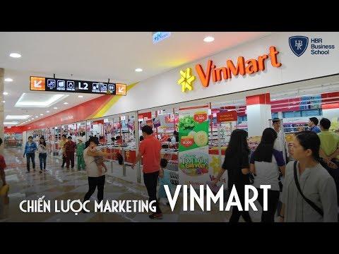Học gì từ chiến lược marketing của Vinmart    Chiến lược Marketing hiệu quả