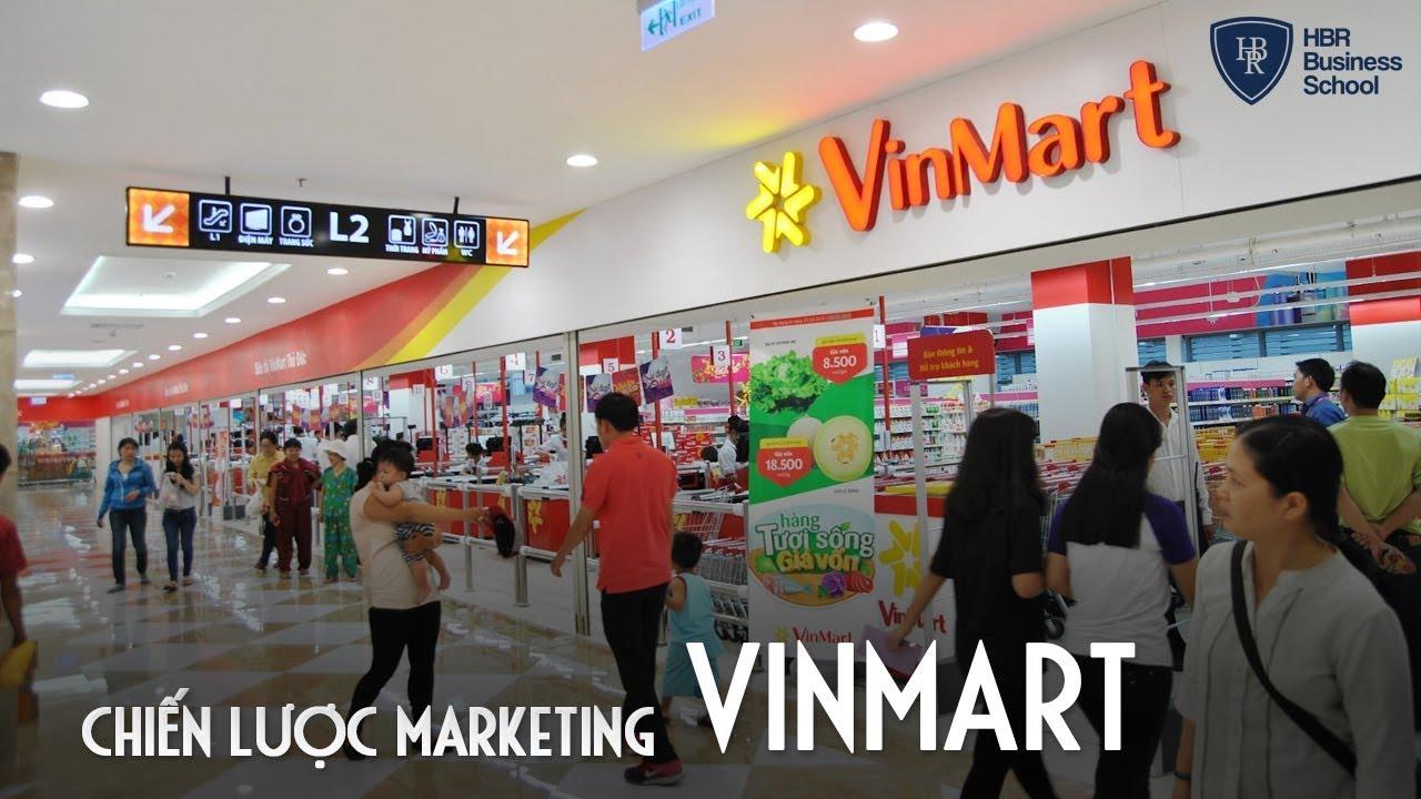 Học gì từ chiến lược marketing của Vinmart || Chiến lược Marketing hiệu quả