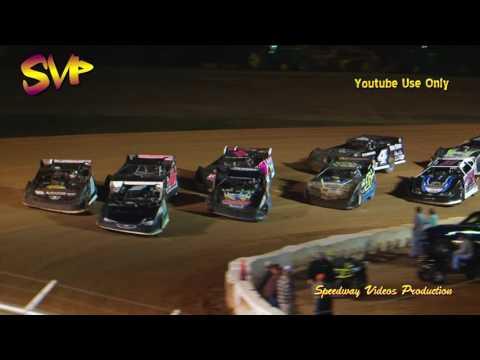 RacersEdge Tv   Cochran Motor Speedway   SAS Super Late Models $7,500   April 8 , 2017