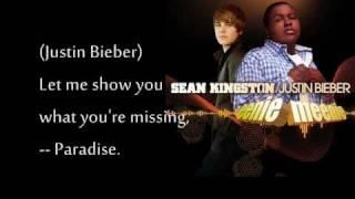 Eenie Meenie - Justin Bieber Lyrics