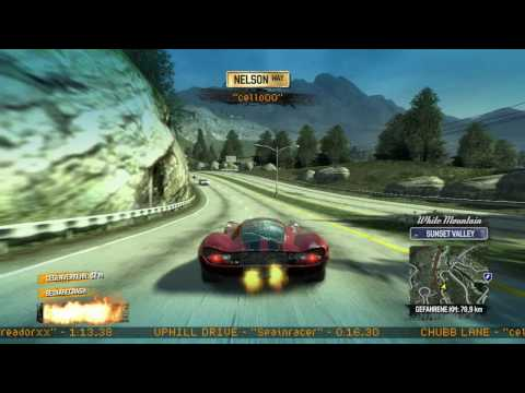 Burnout Paradise The Ultimate Box Gameplay  HD 