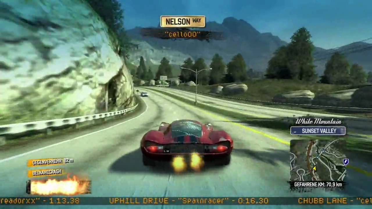Burnout Paradise The Ultimate Box Trainer Free Download
