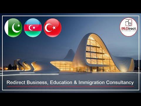 Redirect Consultancy Pvt. Ltd. (Brightnord) head office in Baku, Azerbaijan    REDIRECT CONSULTANCY
