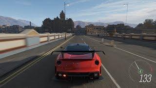 Forza Horizon 4 - 2012 Ferrari 599XX Evoluzione Gameplay [4K]