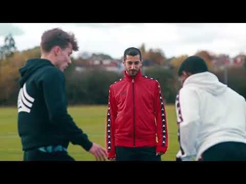 Jack Downer's One To Eleven Feat. Mkhitaryan & Guendouzi | Tango Squad FC