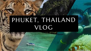 Solo Travel to PHUKET THAILAND | #006