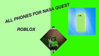 Alle Telefone in Texting Simulator für NASA Quest | ROBLOX
