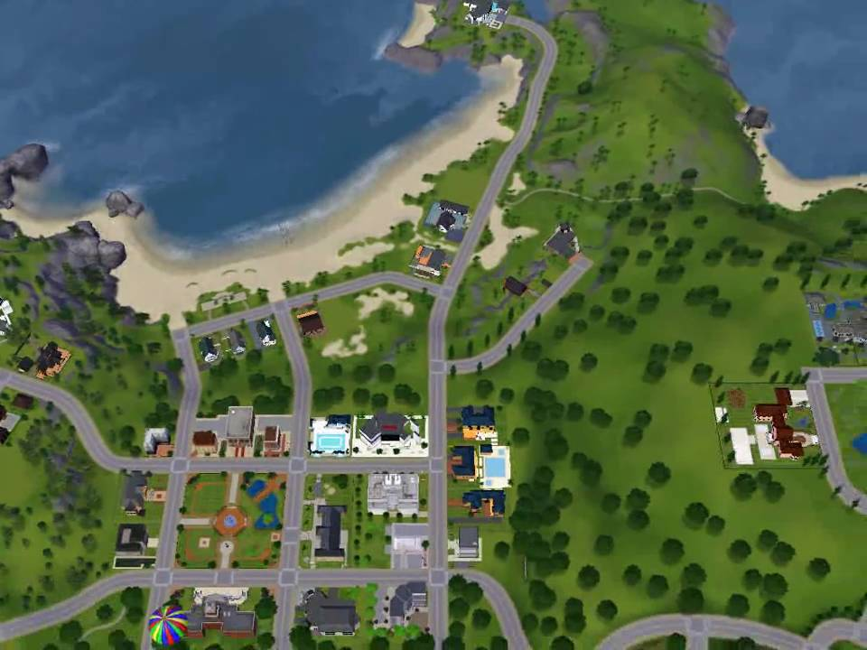 the sims 3 sunset valley free download