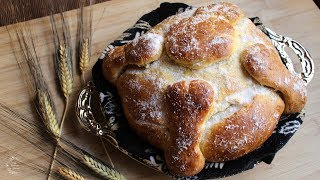Pan de Muerto | Day of the Dead Bread Recipe | The Sweetest Journey