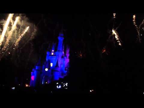Disney world sparks!