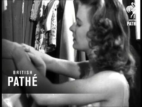Britain's Most Gorgeous Man (1950) from YouTube · Duration:  47 seconds