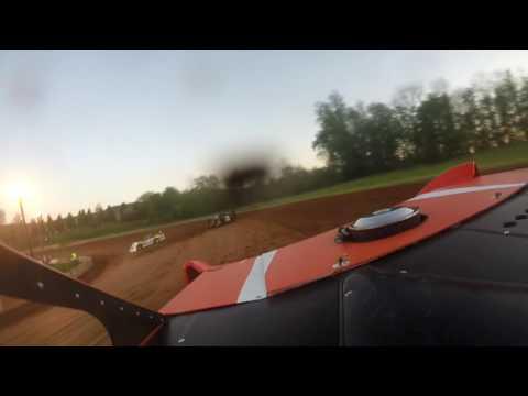Clinton County Motor Speedway - 5/13/16 - Heat Race