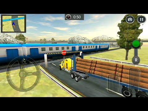 Highway Cargo Truck Transport Simulator #1 - Cargo Transport Driver 3D - Android Gameplay FHD