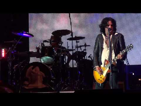 THE TEA PARTY - THE RIVER (AND OTHER  SONGS) - LIVE - QUEBEC CITY - 2012