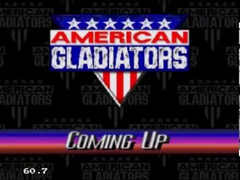RETRO - American Gladiator SEGA *Fu#k This Game*