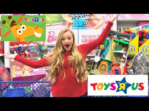 Mega Huge Giant TOYS R US Toy Haul With Princess Ella