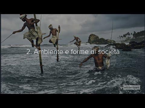 Antropologia economica 2. Le società acquisitive