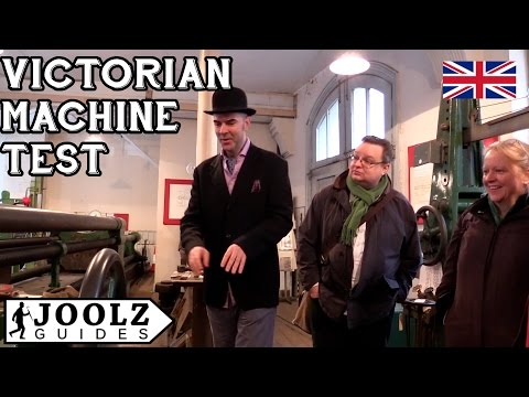 Kirkaldy Testing Museum -  Joolz Guides