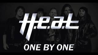 H.E.A.T - One By One - Lyrics