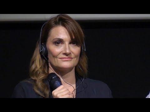 Sarah Parish è Lucrezia De Medici nella serie TV I Medici