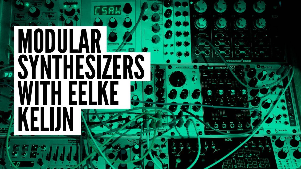 Modular Synthesizers with Eelke Kleijn - Data Transmission