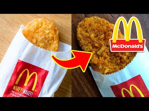 Top 10 Untold Truths of McDonald's Hash Browns