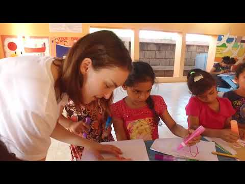 Documentary of Chvrches Lauren Mayberry & Justin Long volunteer trip 2 Nicaragua. Donate below