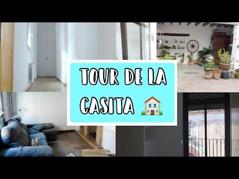 ¡TOUR! NUESTRA CASITA DE PUEBLO | Christine Hug Vlogs