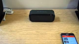 Divoom Voombox-Outdoor Wireless Bluetooth Speaker - Sound Test
