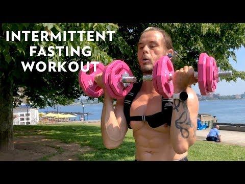 THIS INTERMITTENT FASTING WORKOUT DESTROYS FAT!