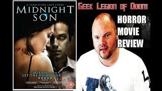 MIDNIGHT SON ( 2011 Zak Kilberg ) Vampire Horror Movie Review