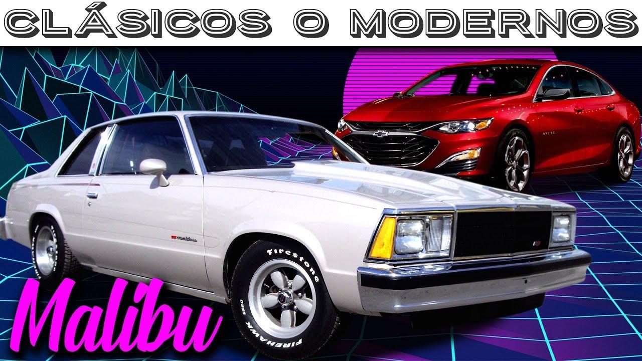 Venta De Carros >> Chevrolet Malibu | ¿Autos Clásicos o Modernos? - YouTube