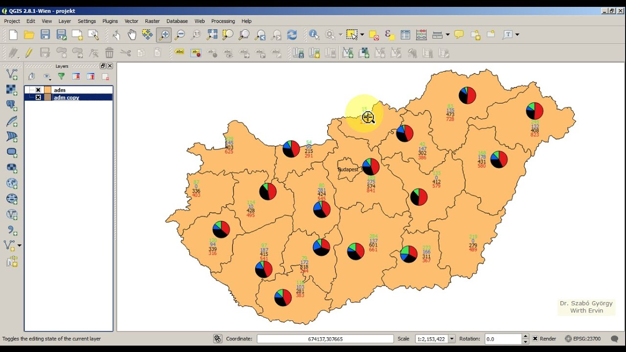 Qgis tutorial 1012 regional statistics youtube ccuart Images