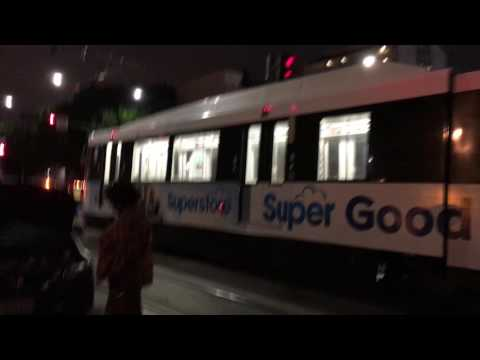 Accident Blocks Both Sides Of LA Metro Expo and Blue Lines
