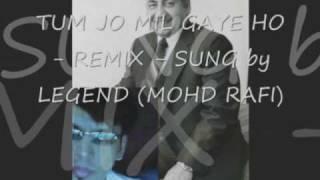 Tum Jo Mil Gaye Ho - Remix