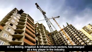 India's Leading Construction Equipment Provider - Overview