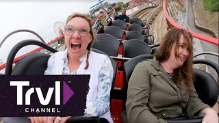 Ride the Kentucky Flyer at Kentucky Kingdom - Travel Channel