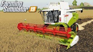 Nowy kombajn - Farming Simulator 19 | #12