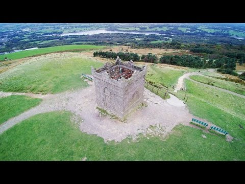 Whats Inside Rivington Pike ? - Yuneec Typoon H