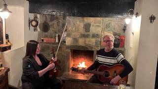 """Flogging Molly -  """"What's Left Of The Flag"""" and """"So Sail On"""" (Dave & Bridget Fireside Sessions)"""