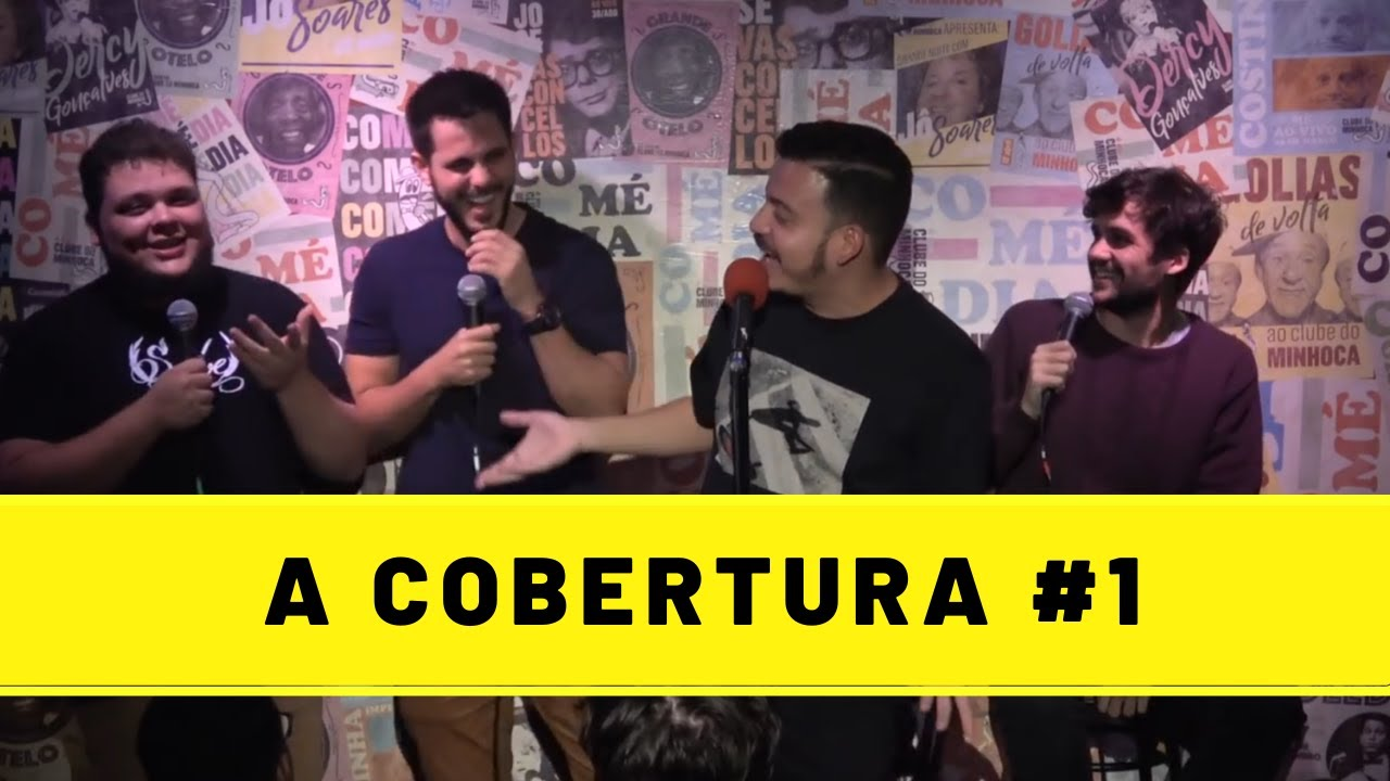 RODRIGO MARQUES - CASOS DA COBERTURA - STAND UP COMEDY
