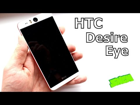 HTC Desire Eye - Detailed Review + Camera Test [EN]