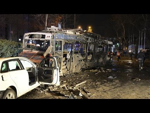 Turkey Links Kurdish Separatists to Deadly Ankara Car Bombing