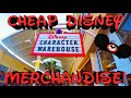 Disney Character Warehouse Shopping | Walk Through | Orlando Premium Outlets | Disney Store Cheap!