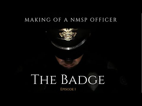 The Badge: Making of a New Mexico State Police Officer Ep.1