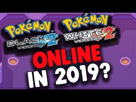 Do People Play Pokemon Black 2 & White 2 ONLINE In 2019?!