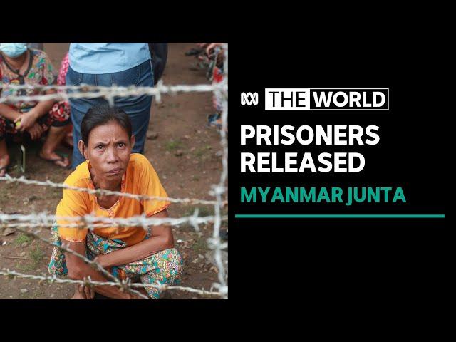 Myanmar prisoner release 'unlikely to assuage ASEAN leaders' | The World